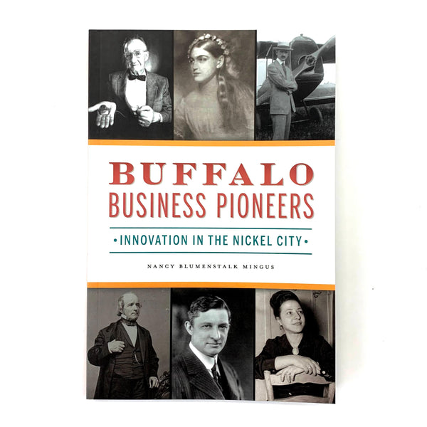"""Buffalo Business Pioneers"" Book"