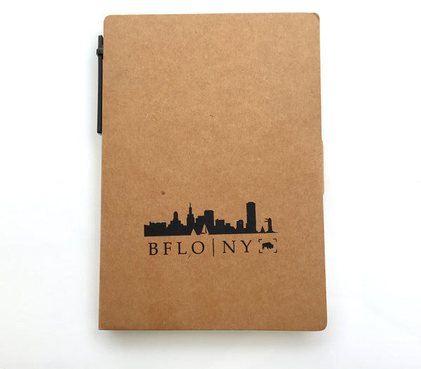 BFLO Pocket Sized Parchment Notepad