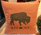 BFLO Autumn Pillow
