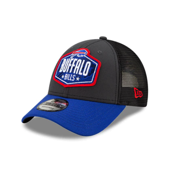 NFL21 Draft Buffalo Bills Adjustable Cap