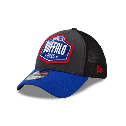 NFL21 Draft Buffalo Bills Cap