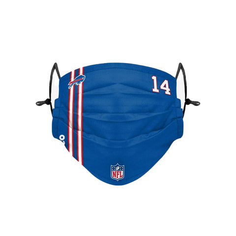 Buffalo Bills Diggs On Field Pleated Face Covering