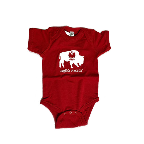 Polish Buffalo Onesie