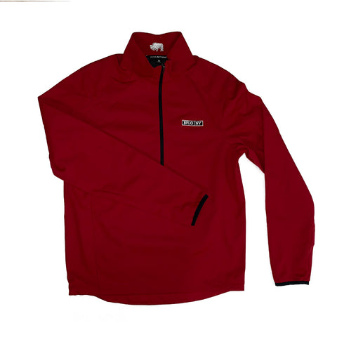 Red Softshell Jacket