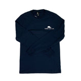 BFLO Navy Long Sleeve Tee