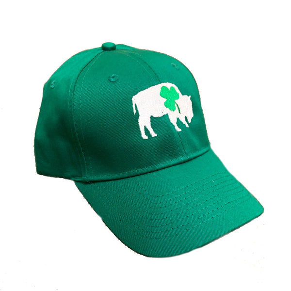 Green Shamrock Hat