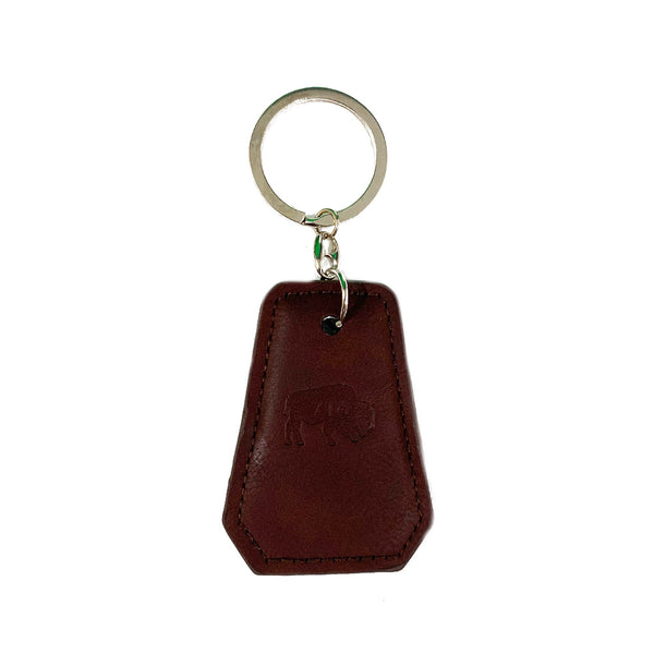 Dark Brown Buffalo Bottle Opener