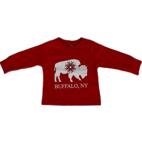 Red Holiday Long Sleeve