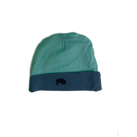 Blue Indigo Infant Knit Cap