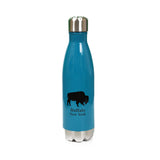 Copper Buffalo NY Stainless Steel Vacuum Bottle
