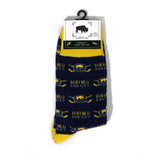 BFLO City Seal Socks