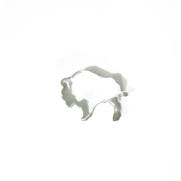 BFLO Bison shaped Cookie Cutter