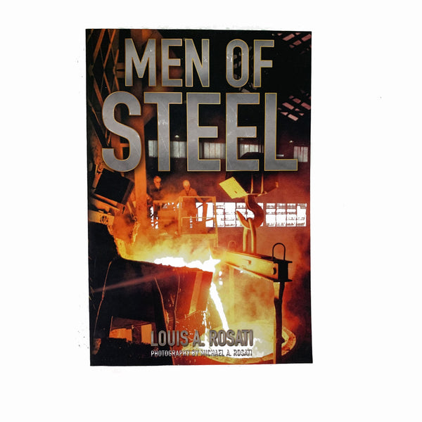 Men of Steel Book