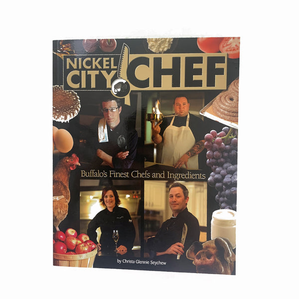 """Nickel City Chef"" Book + DVD"
