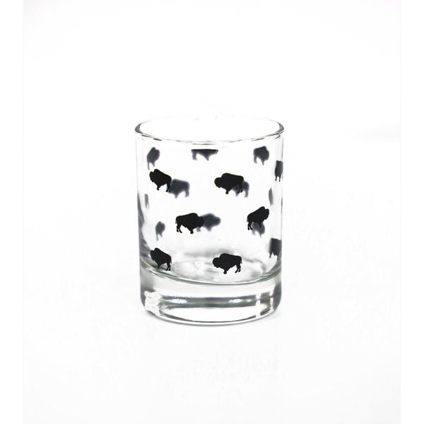 BFLO Herd Shot Glass (Blk)