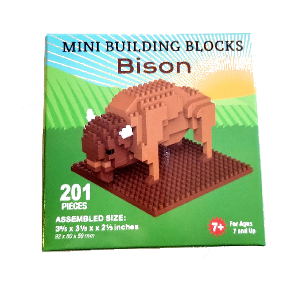 Bison Building Blocks