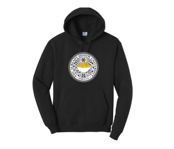 *50% off SALE* You Already SHNOW University Limited Edition Hoodie