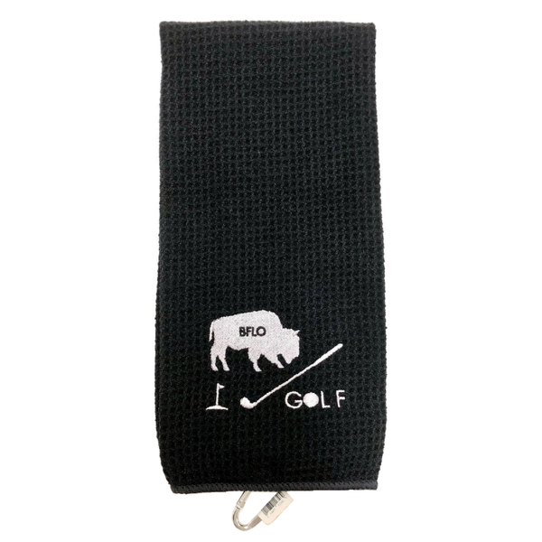 BFLO Luxury Golf Towels