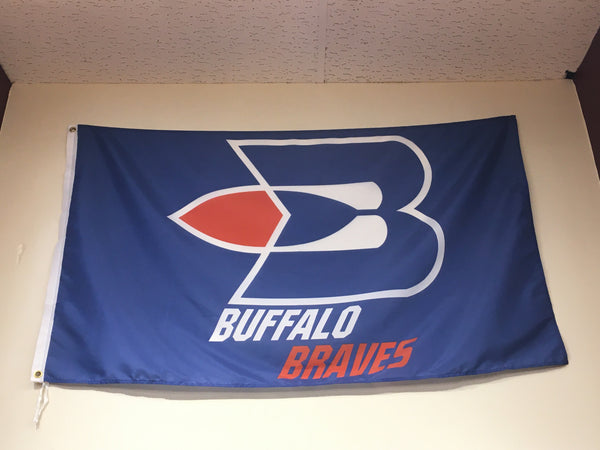 Buffalo Braves Flag