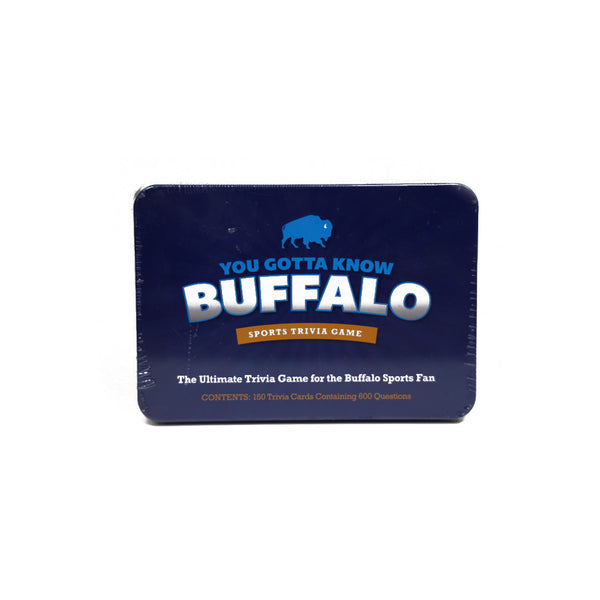 You Gotta Know Buffalo Hometown Edition