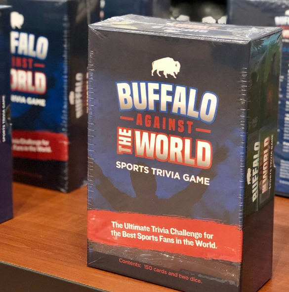 Buffalo Against The World Trivia Game
