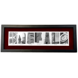 Buffalo Landmarks Framed Art