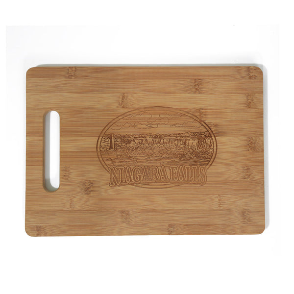 Large Buffalo Cutting Board