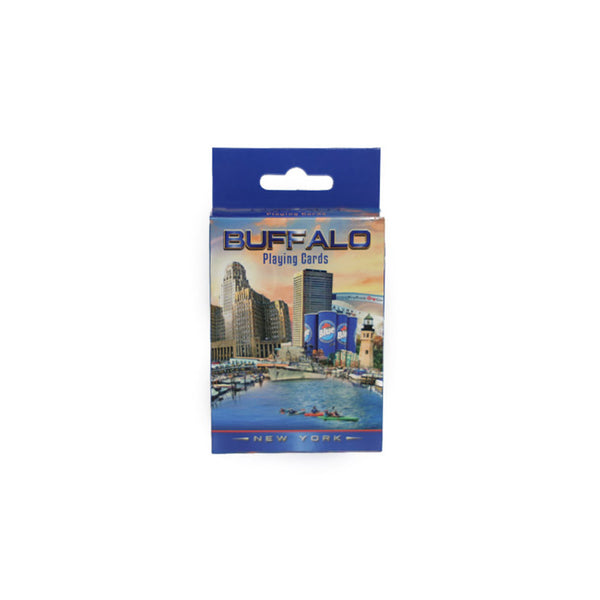 Buffalo Playing Cards