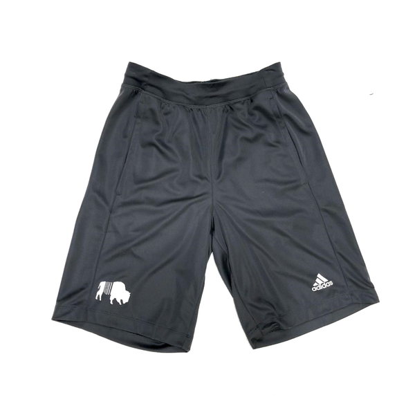 Adidas x BFLO Grey Clima-Tech Athletic Shorts