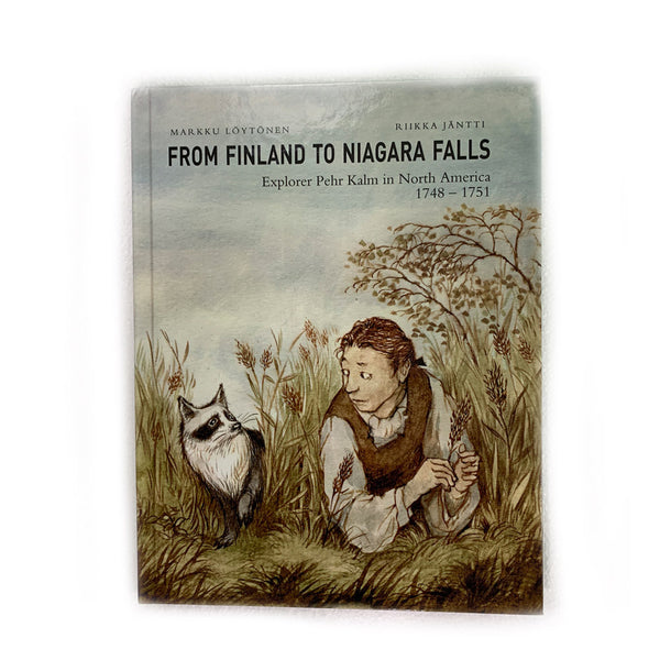 """From Finland To Niagara Falls"" Book"