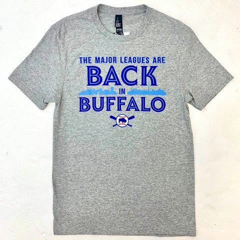 "*SALE* ""The Major Leagues Are Back In Buffalo"" T-Shirt"
