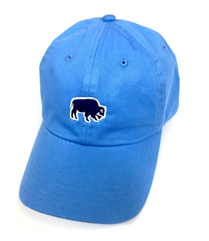 BFLO Vineyard Vines Lake Blue Baseball Hat