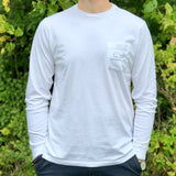 Buffalo NY Vintage Whale Essential Long Sleeve Tee