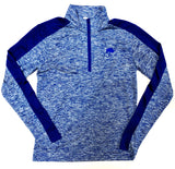 BFLO Essential Heather Athletic Quarter Zip