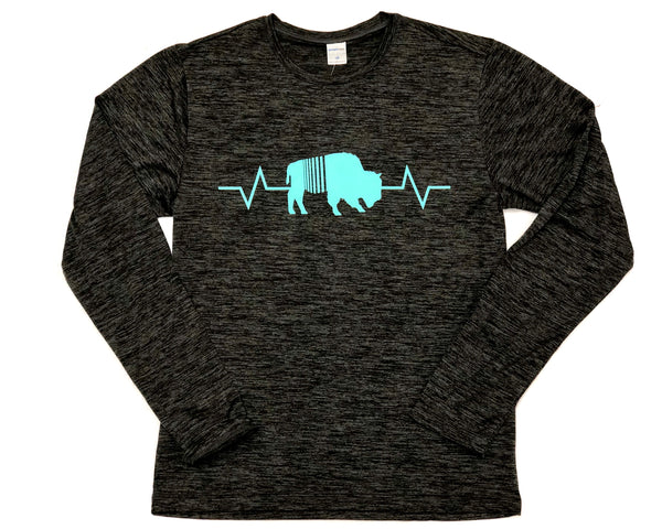 BFLO One Heartbeat Essential Long Sleeve Tee