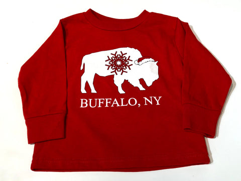BFLO Classic Christmas Toddler Tee