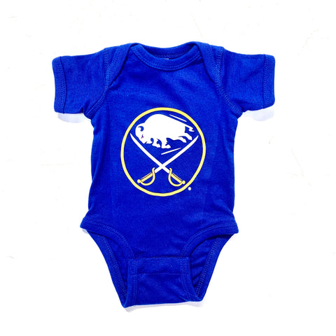 Buffalo Sabres Royal Onesie