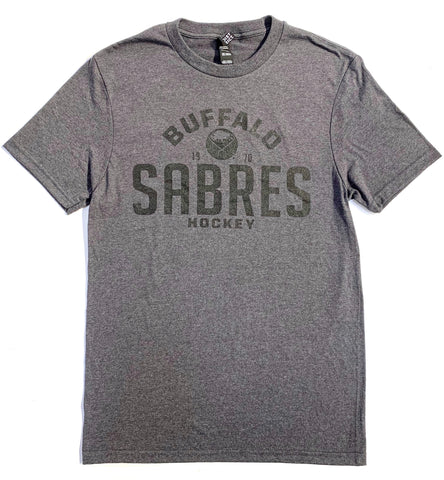 Buffalo Sabres Heather Charcoal SST