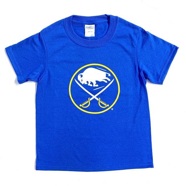 Buffalo Sabres Royal Youth Tee