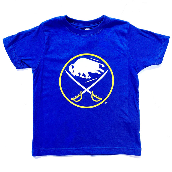 Buffalo Sabres Royal Toddler Tee