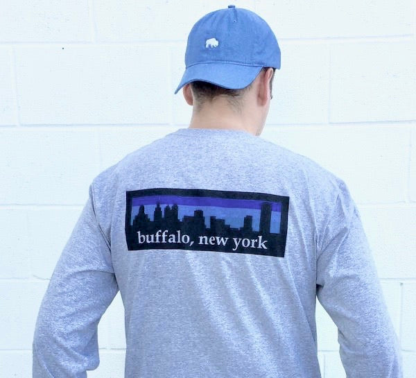 buffalo skyline t shirt