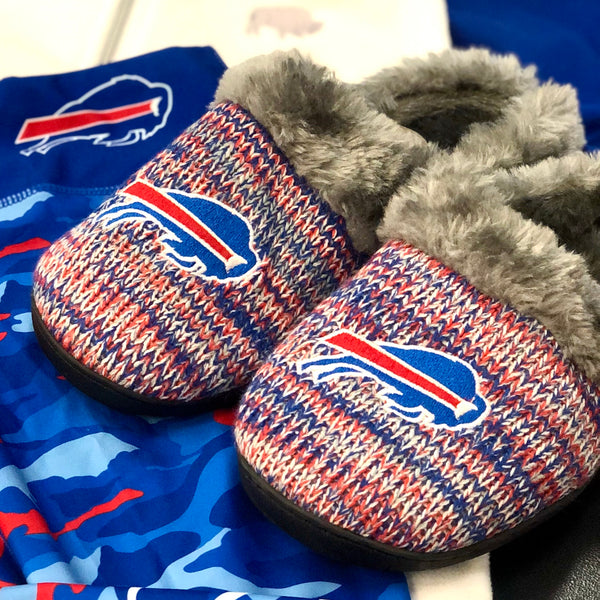 Women's Buffalo Bills Slippers
