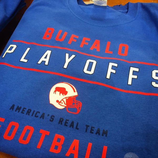 America's Team Buffalo Playoffs SST
