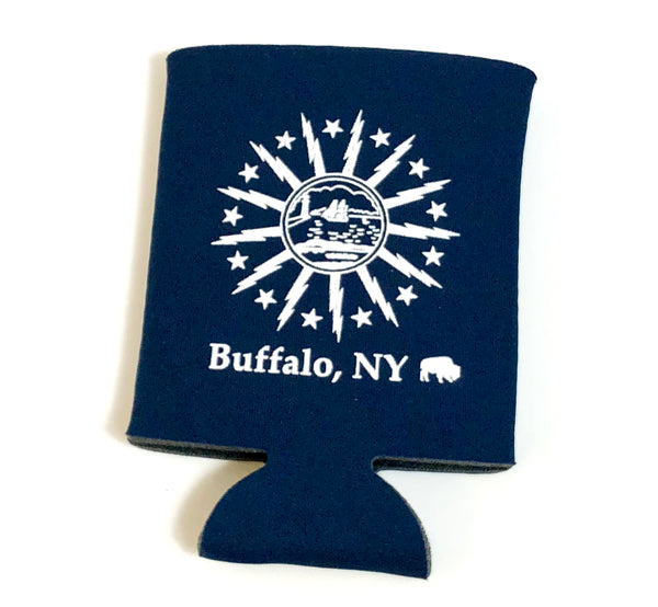 BFLO City Flag Can Koozie