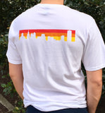 BFLO Multicolor Sunset Tee-Shirt