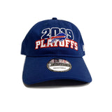 Blue Buffalo Bills Playoff Cap