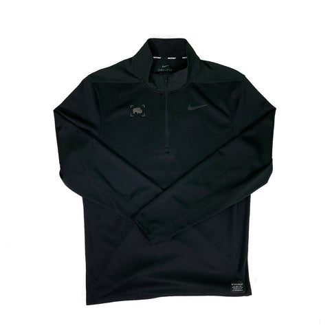 BFLO Nike Thunder Grey DRI-FIT Quarter Zip