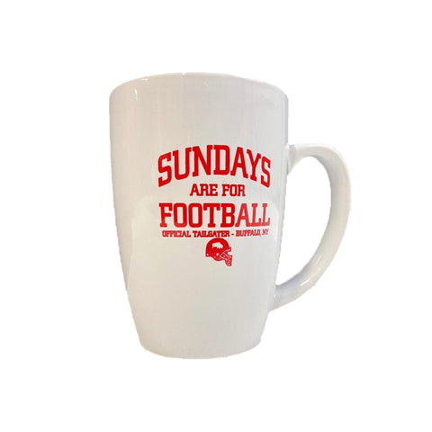 Sundays Are For Football Official Tailgater Mug 🏈
