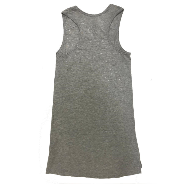 BFLO Ladies Black Tank Top Dress