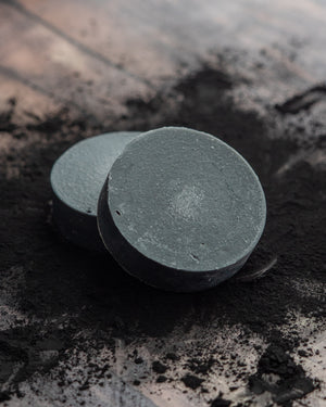 Face Bar - Detox and rejuvenate with Activated Charcoal, Tea tree & lemongrass